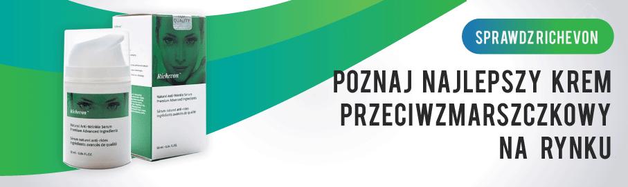 krem przeciwzmarszczkowy - banner
